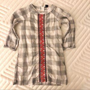 Baby Gap Checkered Toddler Dress